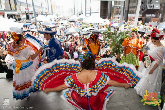 Image: Carnaval del Sol