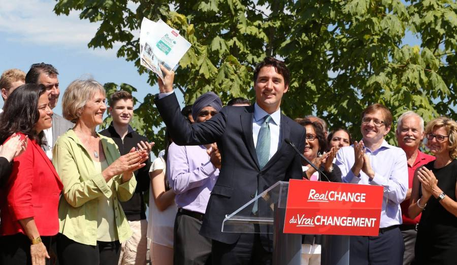 Image: Liberal Party of Canada