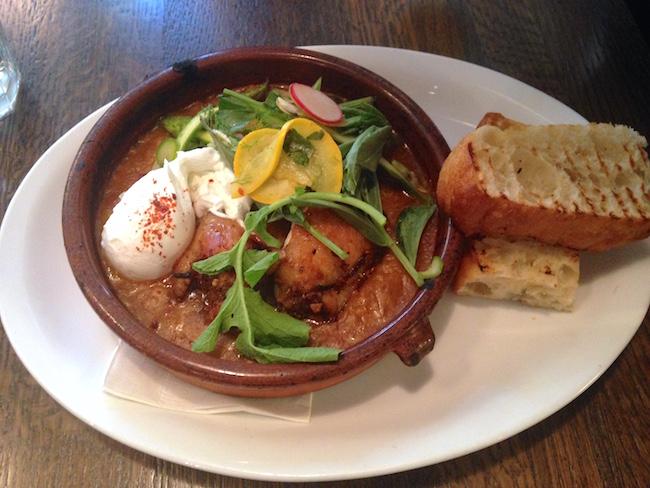 "Lentil ""cassoulet"" at Café Medina (Lindsay William-Ross/Vancity Buzz)"