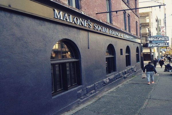 Image: Malone's Bar /Facebook