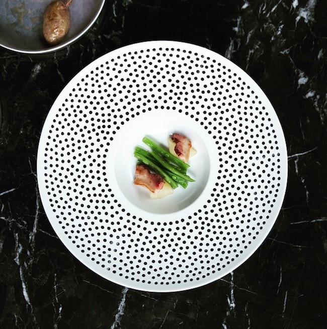 Bauhaus' signature quail dish (@bauhausrestaurant/Instagram)