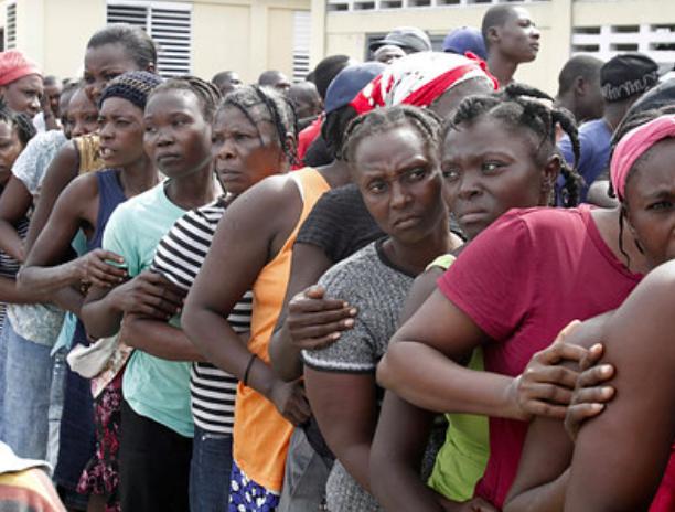 Image: Luxama Pierre Richard / AP