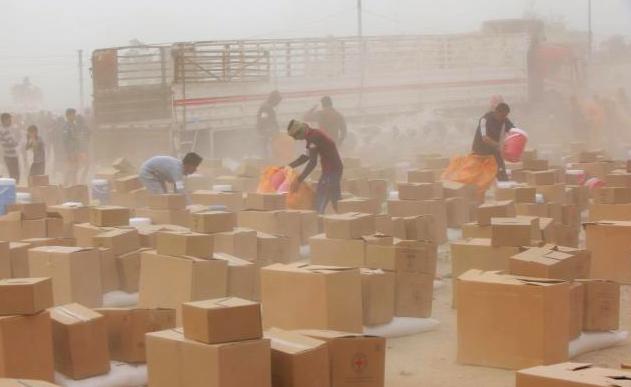 Image: Reuters/ Alaa Al-Marjani