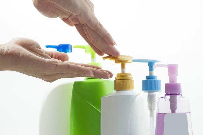 Image: Shampoo via Shutterstock
