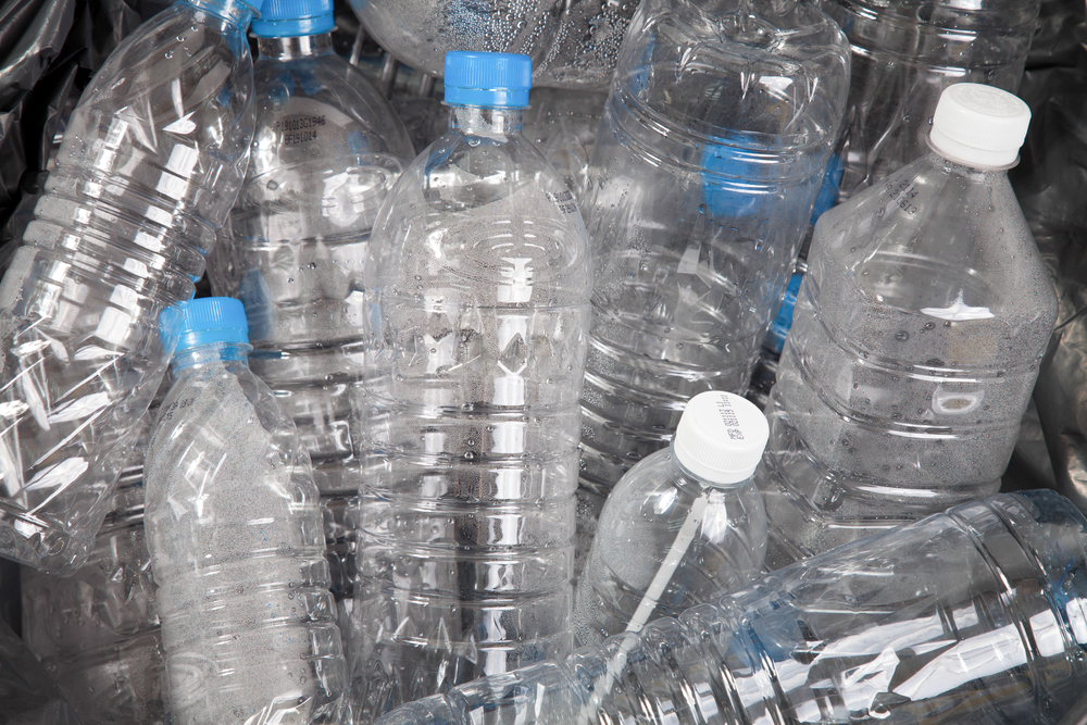 Bottled Water/Shutterstock