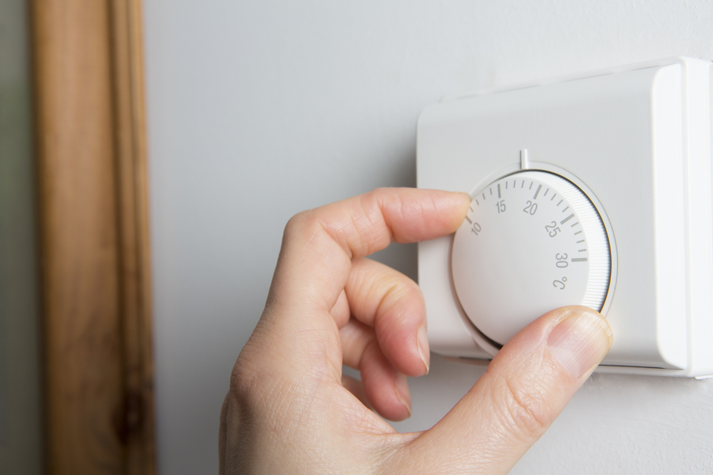 Thermostat/Shutterstock