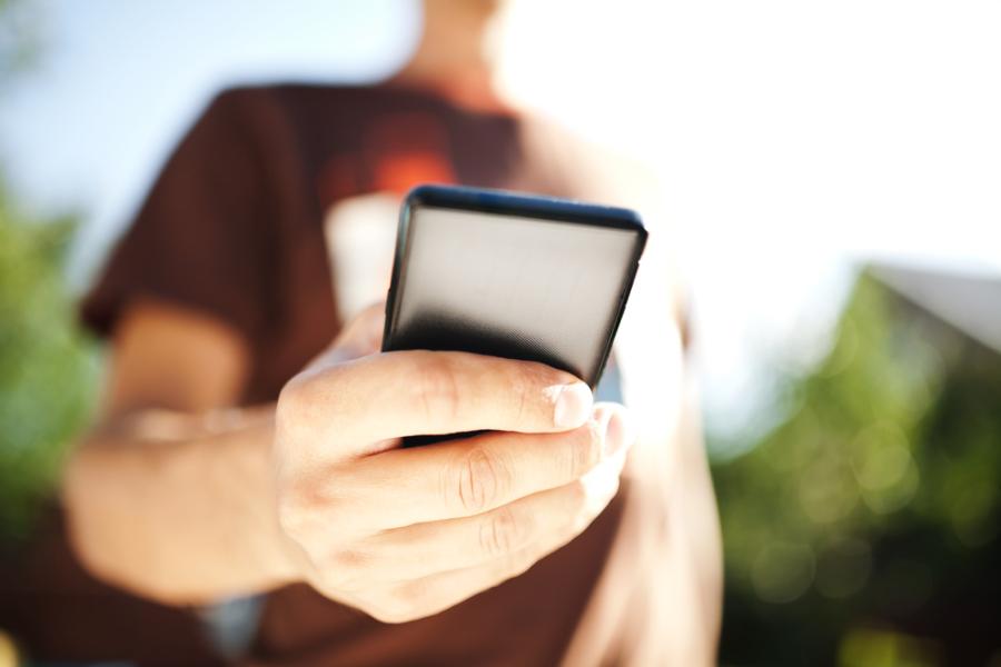 Image: Smartphone / Shutterstock