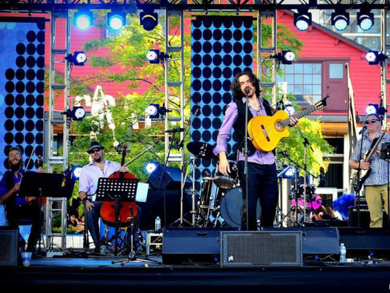 Photo Credit: Vancouver Jazz Festival