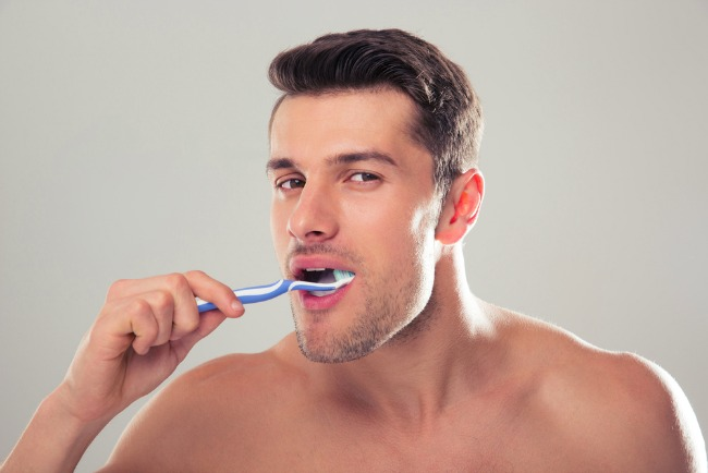 Image: Toothpaste via Shutterstock