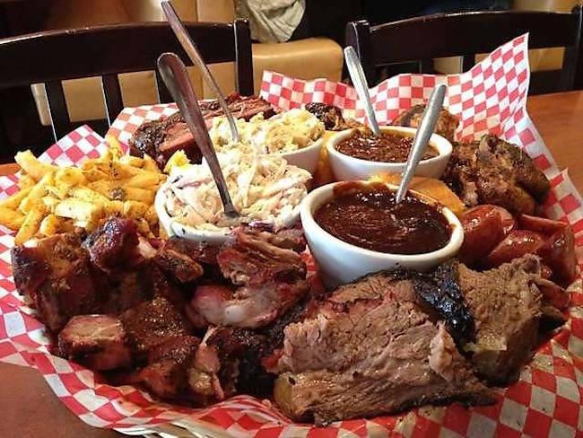 Memphis Blues Barbecue House/Facebook
