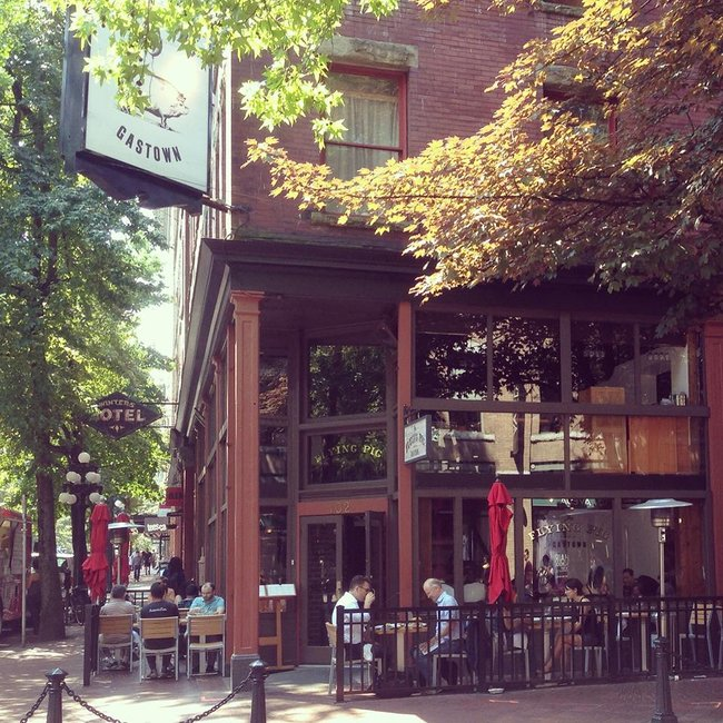 Image: The Flying Pig Gastown/Facebook