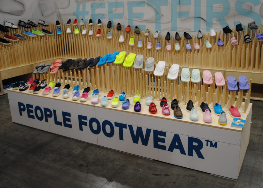 People Footwear - Image: Vanessa Tam / Vancity Buzz