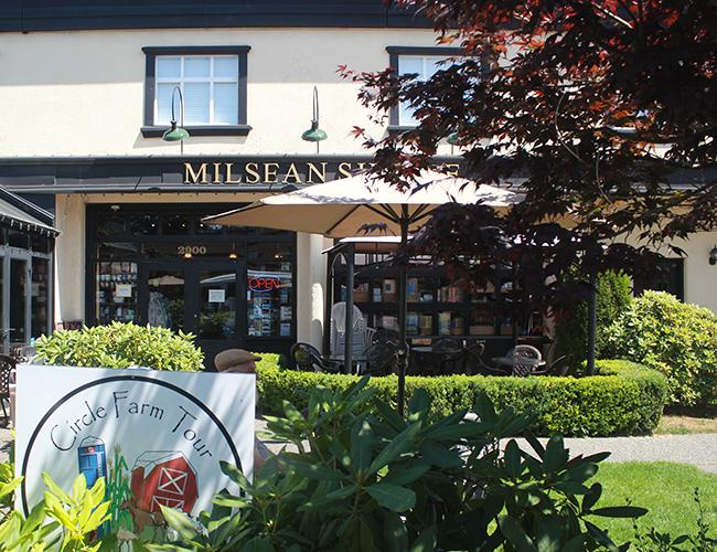 Milsean Shoppe (Jen Muranetz)