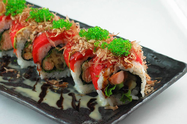Aji-Taro-Japanese-Bistro-all-you-can-eat sushi