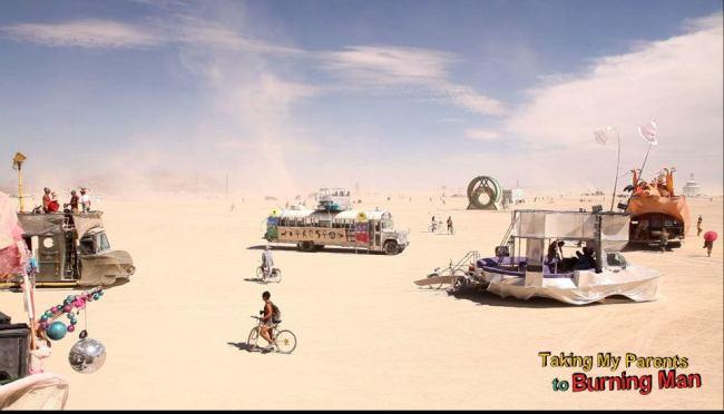 Burning Man #1