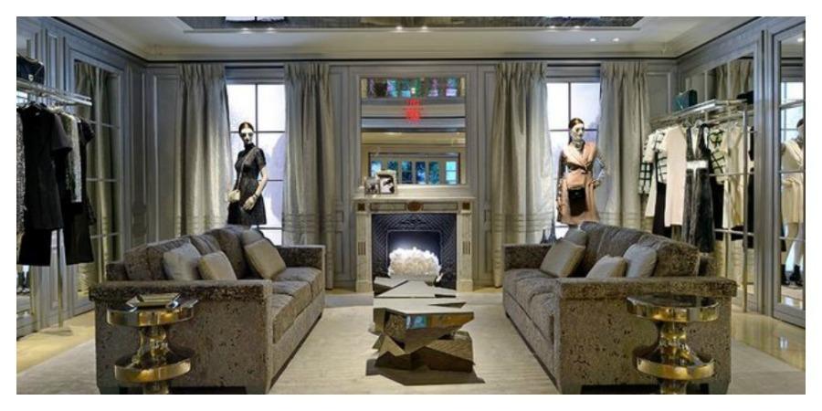 Dior VIP Salon