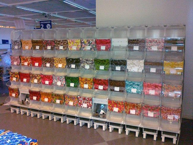 Pick and Mix launched at IKEA in Dublin in 2013 (IKEA Ireland/Facebook)