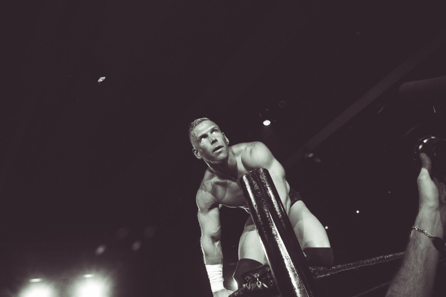 ECCW Ballroom Brawl 4 Photo by Andres Markwart | Vancity Buzz