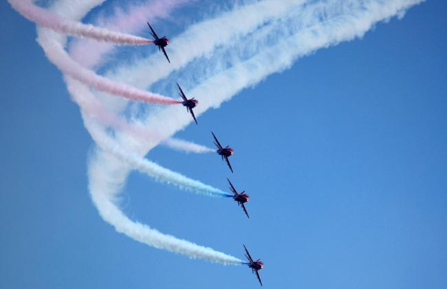 Annual Abbotsford Airshow (Feggy Art/Flickr)