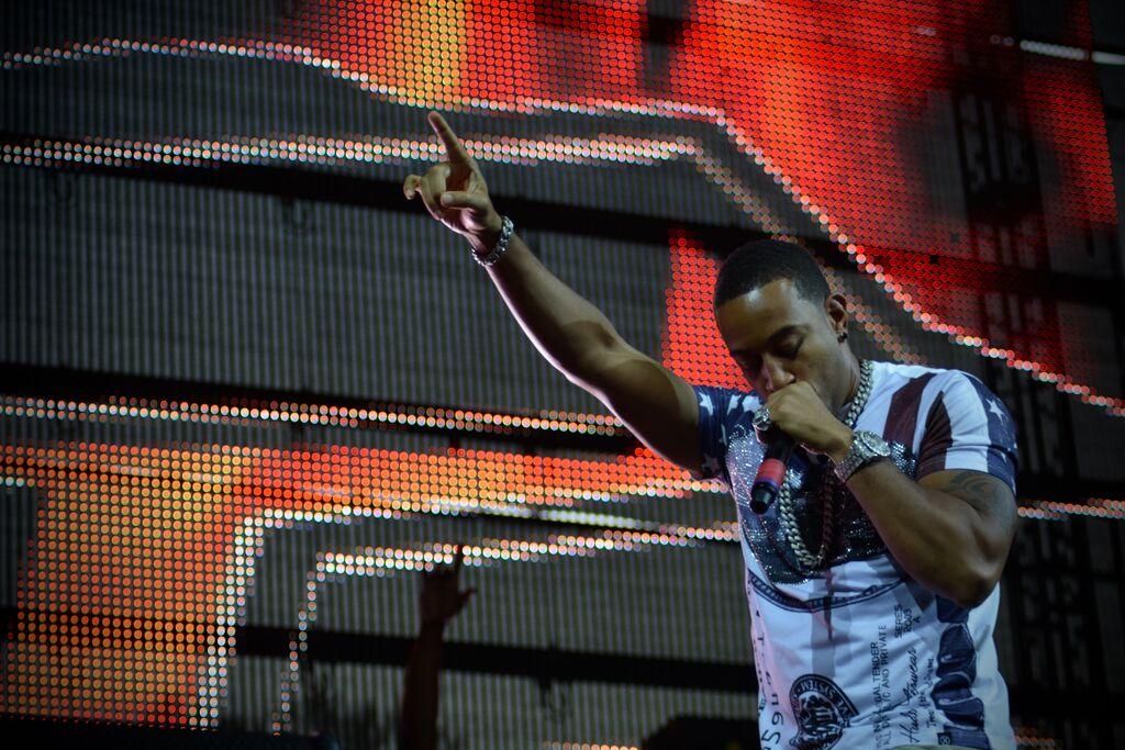 Ludacris Pemberton Music Festival 2