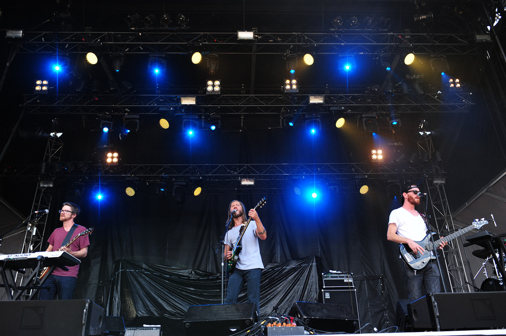Moon Taxi Pemberton Music Festival