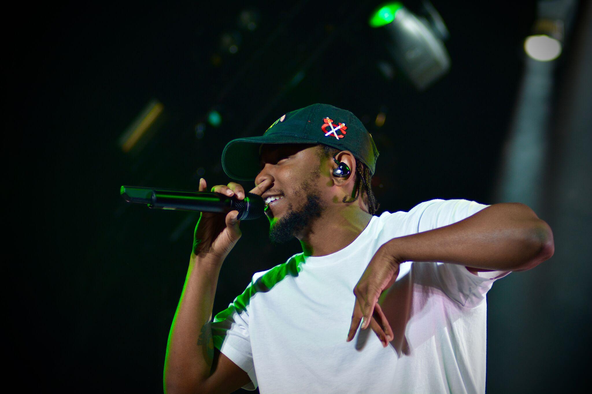 Pemberton Music Festival Kendrick Lamar