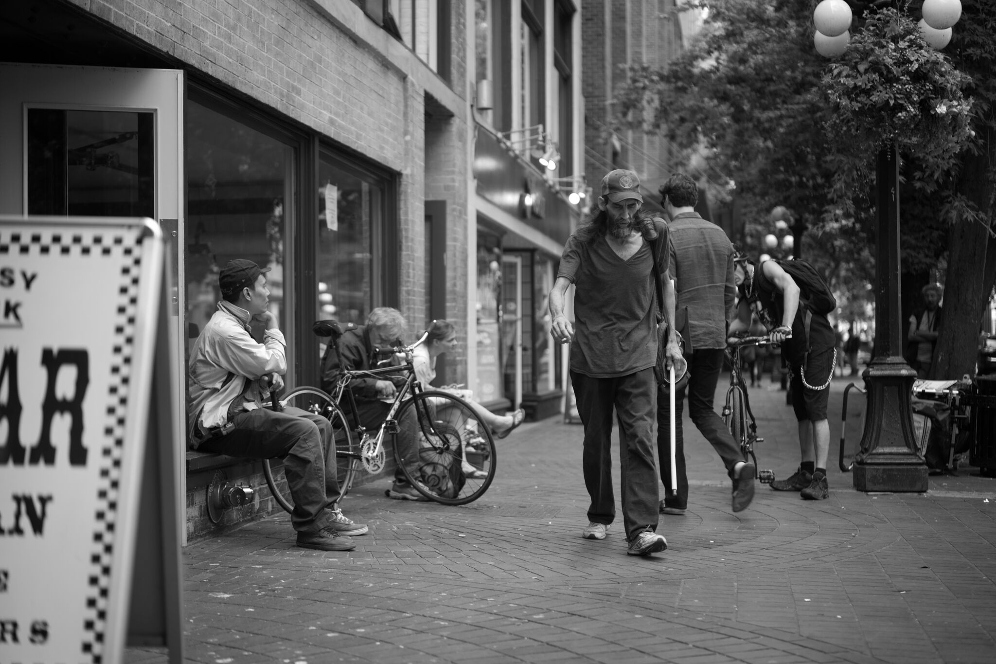 People of Gastown