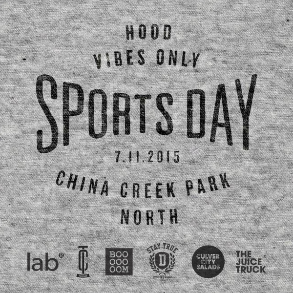 SPORTS DAY: Hood Vibes Only