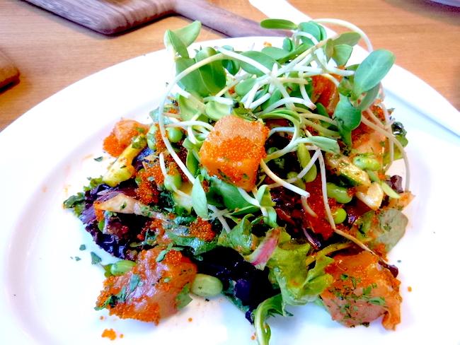 Spicy tuna salad (Lindsay William-Ross/Vancity Buzz)