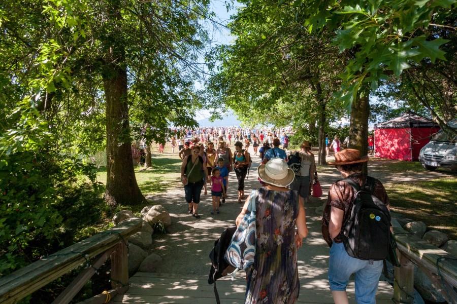 Image: Vancouver Folk Music Festival / Eric Scott