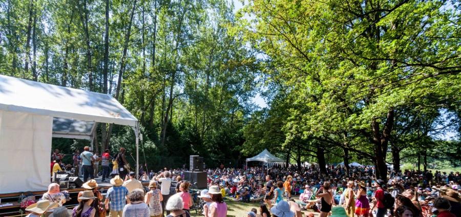 Vancouer Folk Music Festival / Eric Scott