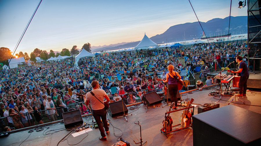 Image: Vancouver Folk Music Festival / Joe Perez