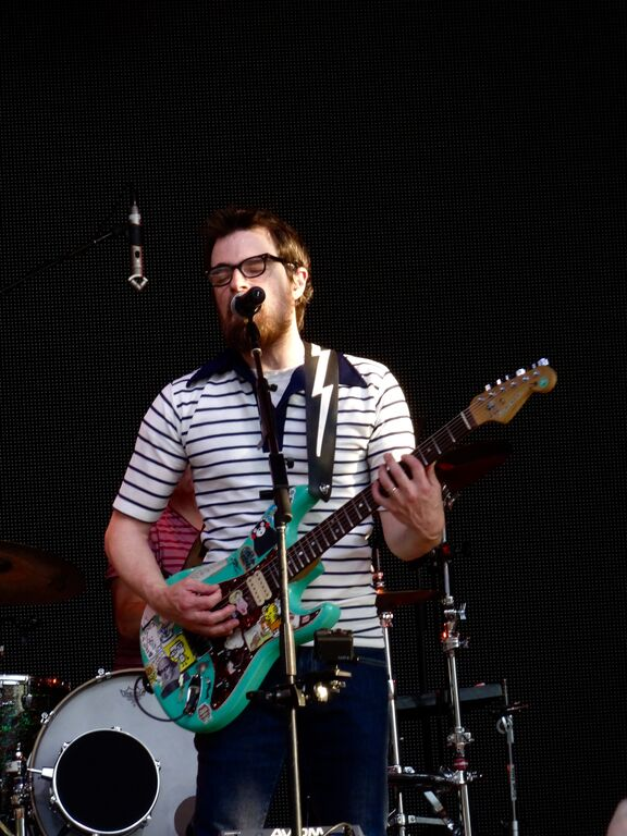 Weezer Pemberton Music Fest