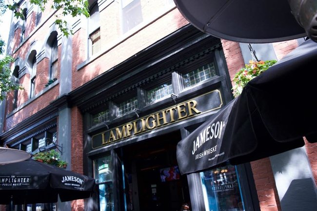 Image: Lamplighter Pub/Facebook