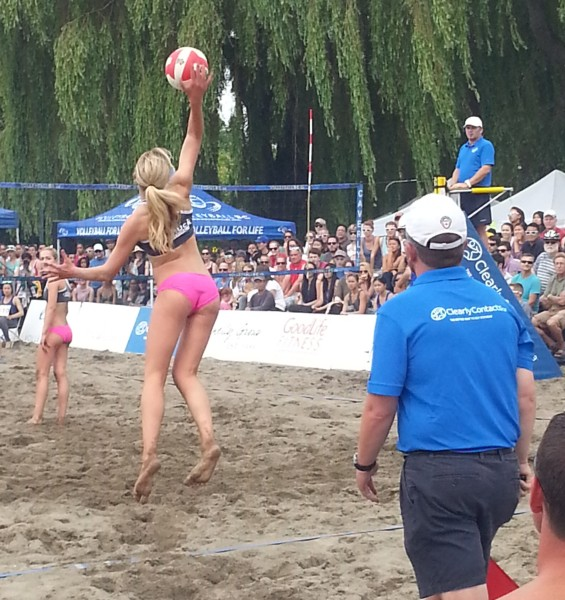 image: McNamara Twins at Cleary Open 2014 captured by Jer Baum