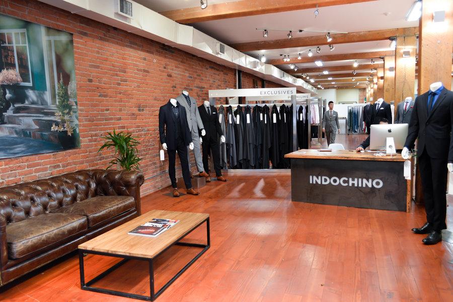 Indochino in Gastown