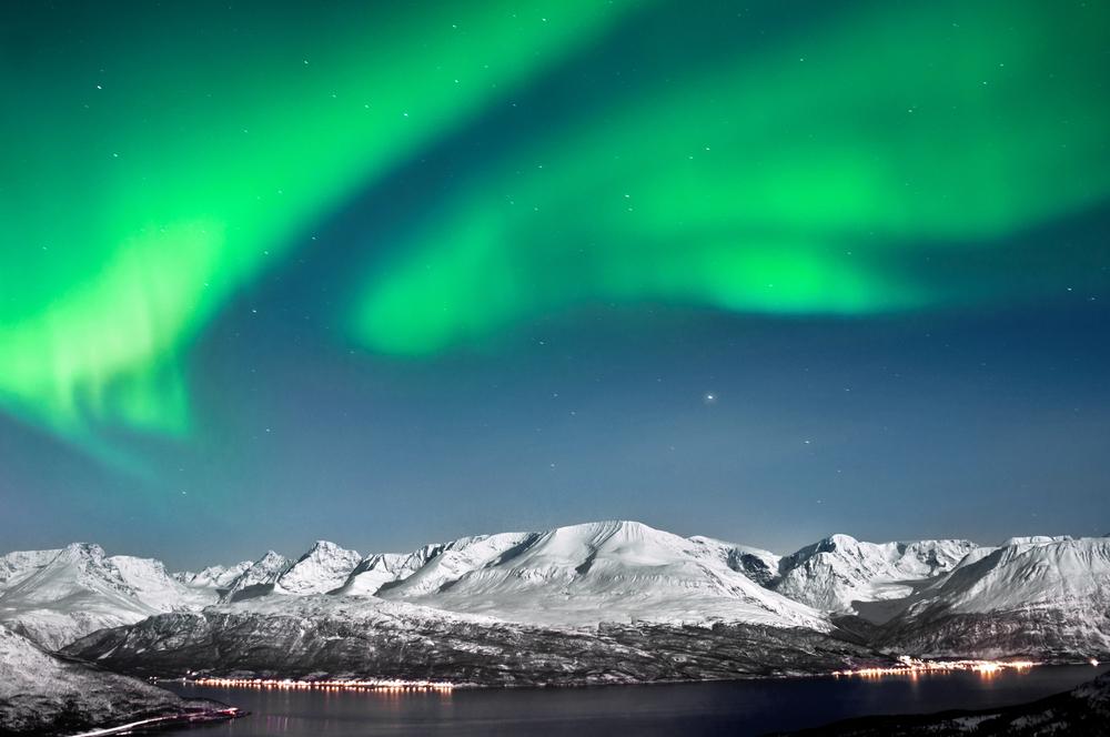 Skibotn, Norway via Shutterstock