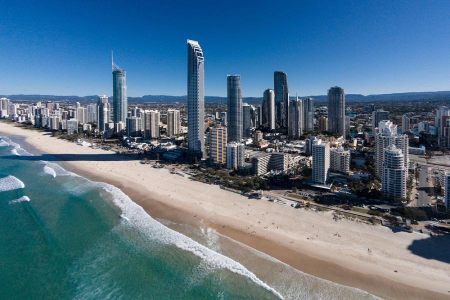 Image: Gold Coast via Shutterstock