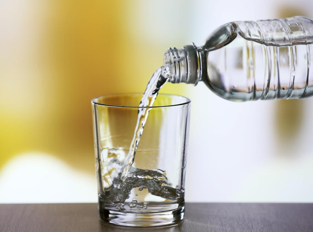 Bottled Water/Shutterstock