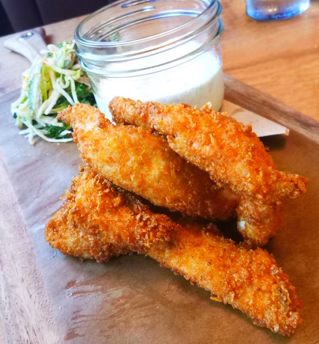 Chicken Strips (Lindsay William-Ross/Vancity Buzz)
