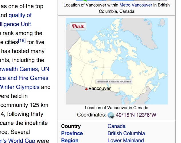 Screenshot/Wikipedia