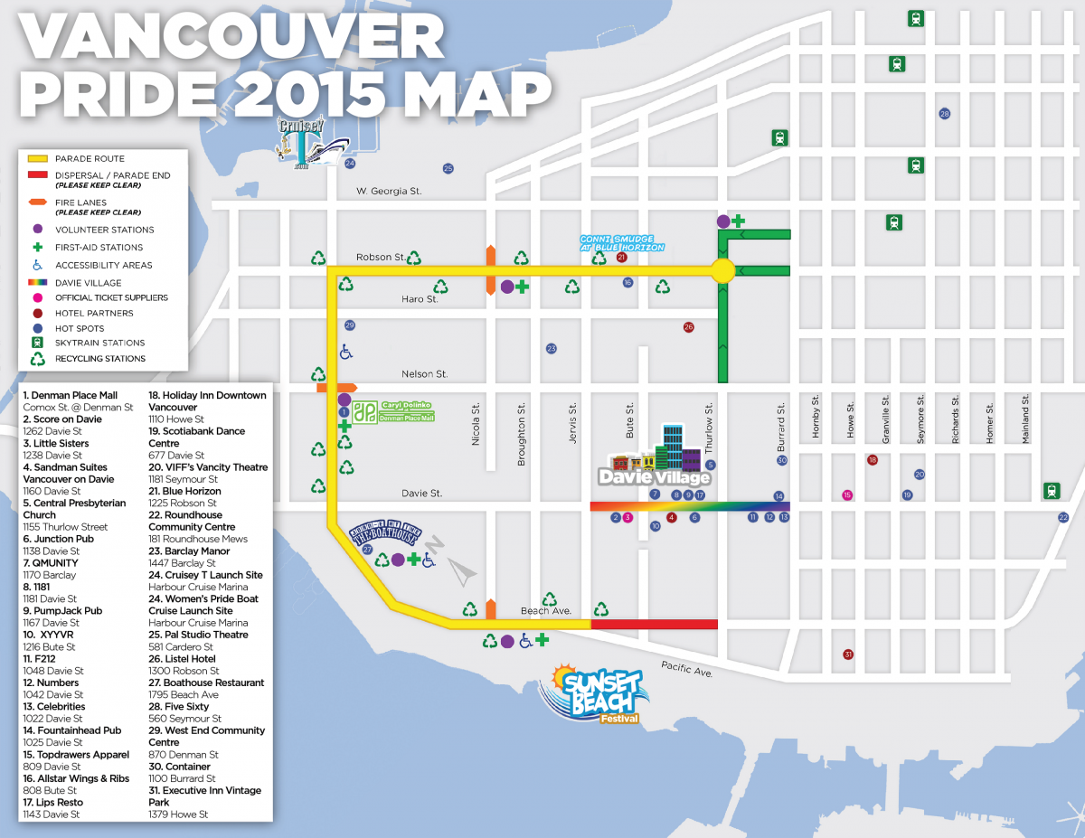 Image: Vancouver Pride Society