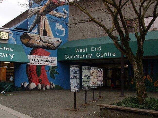 Image: West End Community Centre Association/ Facebook
