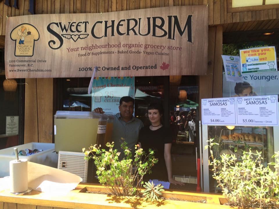 Sweet Cherubim/Facebook