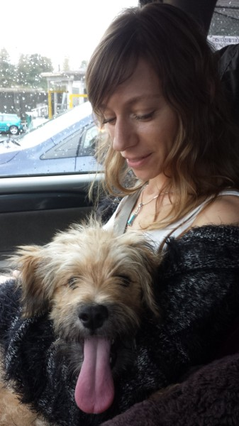 Julie and Odyss.