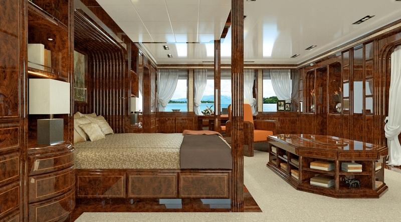 Stefano Ricci, yacht, luxury