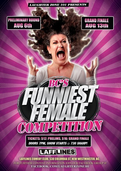 BC Funniest Female Competition