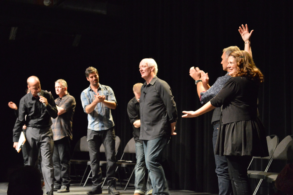 Colin Mochrie live in Vancouver 2