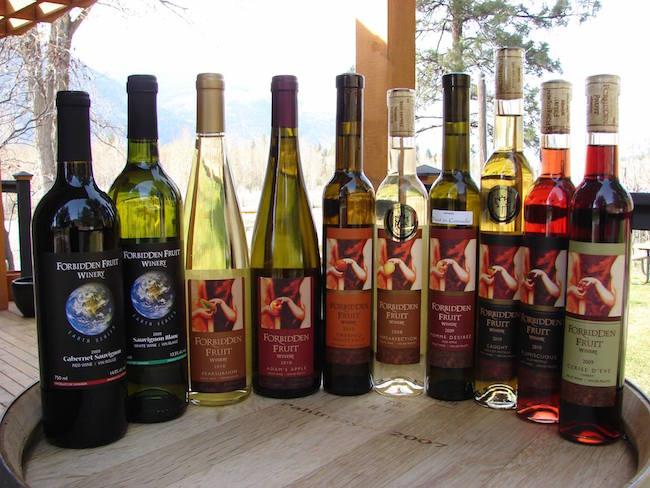 Forbidden Fruit Winery/Facebook