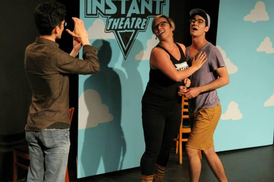 Image: Instant Theatre